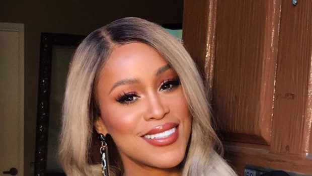Eve Chastises Chris Brown Over Rape Allegations, Later Clarifies Her Comments: It Was Kind Of Harsh
