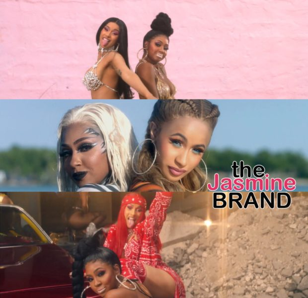 "City Girls Release ""Twerk"" Anthem Feat. Cardi B [VIDEO]"