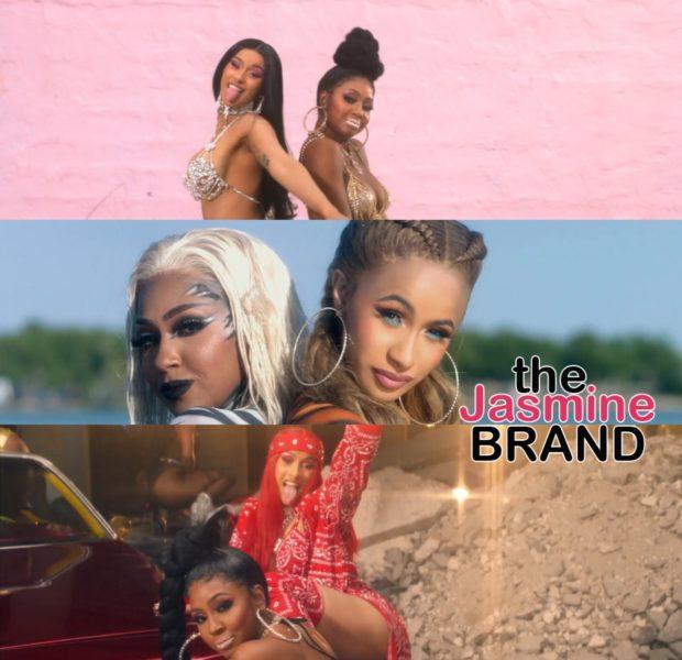 "City Girls Release ""Twerk"" Anthem Feat. Cardi B [VIDEO]"