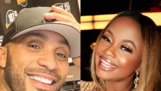 Phaedra Parks & New Boyfriend Tone Kapone Spotted On Date In LA [VIDEO]