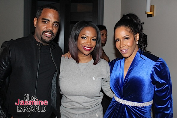 Sheree Whitfield Celebrates B-Day w/ Kandi Burruss, Dallas Austin, Jennifer Williams & Quad Webb-Lunceford