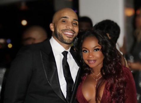 Phaedra Parks New Boyfriend Confirms Relationship [VIDEO]