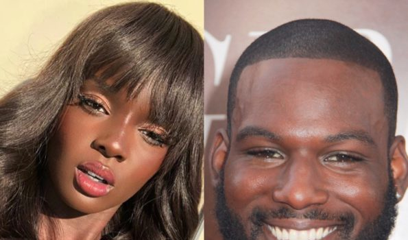 Kofi Siriboe & Duckie Thot Back Together? Exes Spotted At Paris Fashion Week