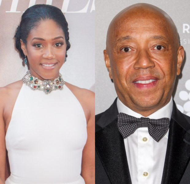 "Russell Simmons Wants Tiffany Haddish to Stop Wearing Fur: ""Reconsider Your Protest!"""