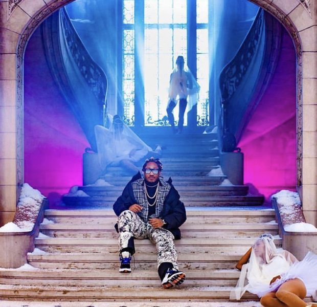 "Future Announces New Album, Drops ""Crushed Up"" Video"