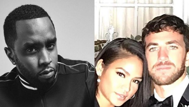 Cassie's Boyfriend Allegedly Likes Comment, Suggesting Diddy Tried To Ruin Pregnancy Announcement