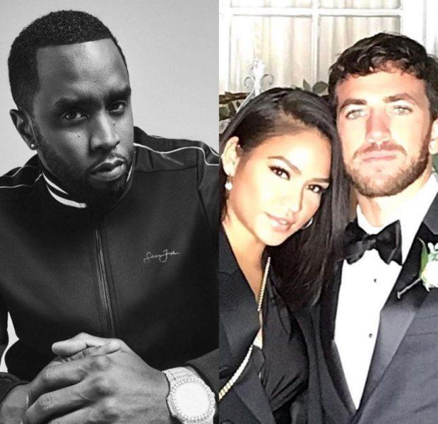Diddy Likes Photo of Cassie & New Boyfriend, Follows Him On Social Media