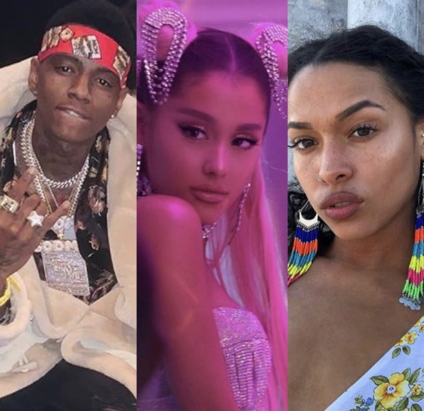 Ariana Grande Accused of Stealing Concepts From Princess Nokia, Soulja Boy Chimes In
