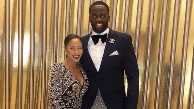 NBA Baller Draymond Green & Ex 'Basketball Wives' Star Hazel Renee Are Engaged