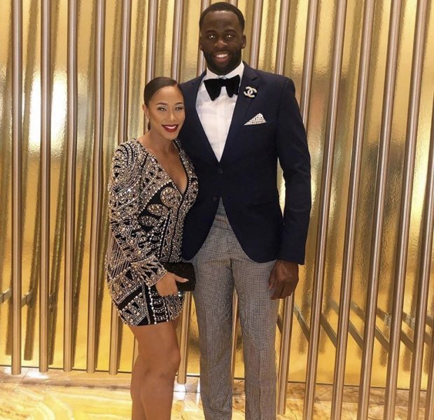 NBA Baller Draymond Green & Ex 'Basketball Wives' Star Hazel Renee Are Engaged