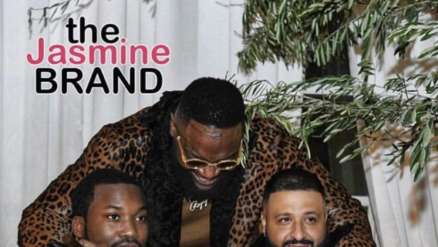 Rick Ross Celebrates 43rd B-Day w/ DJ Khaled, Meek Mill, Wale & Baby Mama Briana Camille [VIDEO]