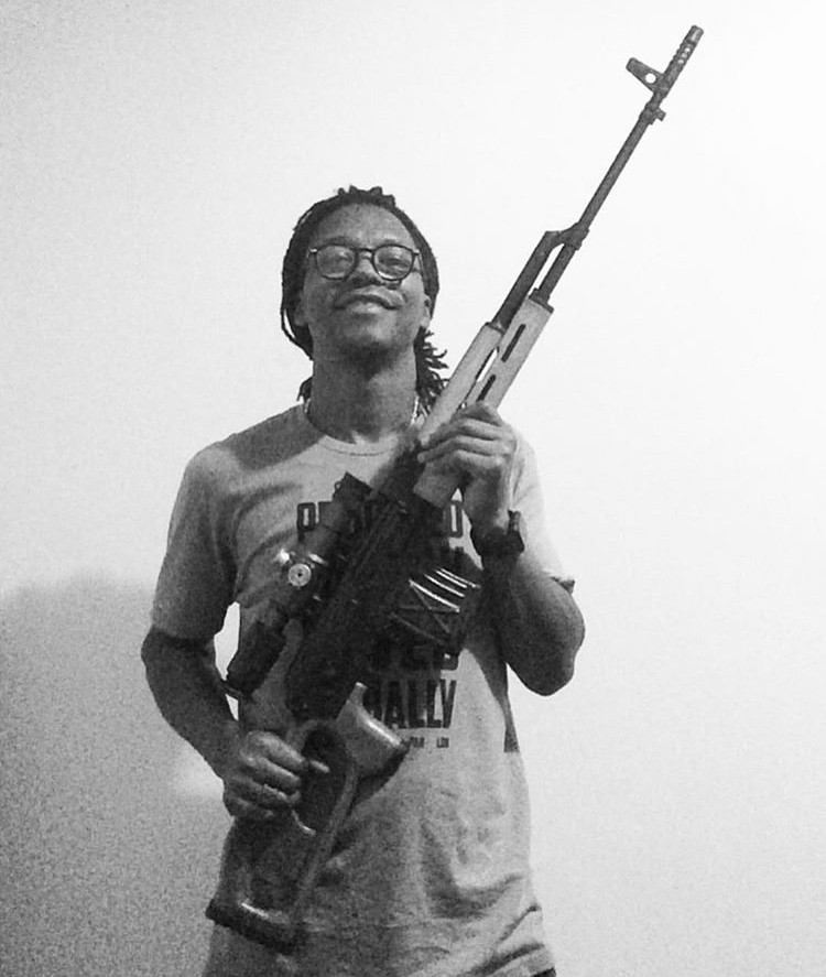 Lupe Fiasco Defends His Love of Guns - theJasmineBRAND