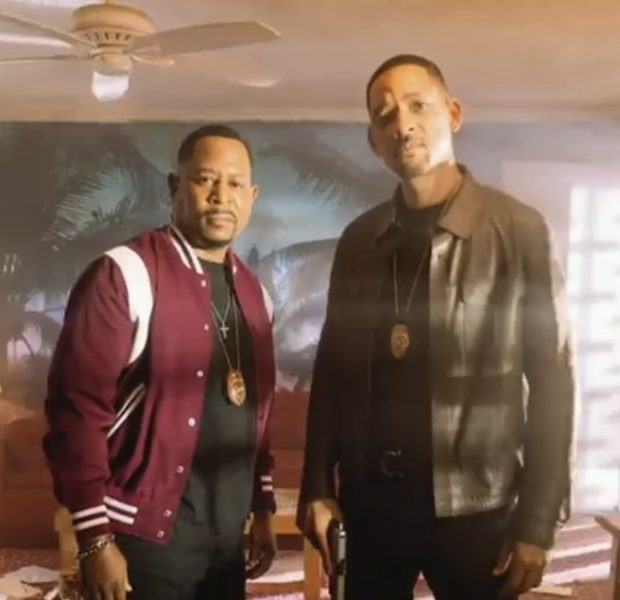 Will Smith & Martin Lawrence Reveal 'Bad Boys 3' 1st Look [VIDEO]