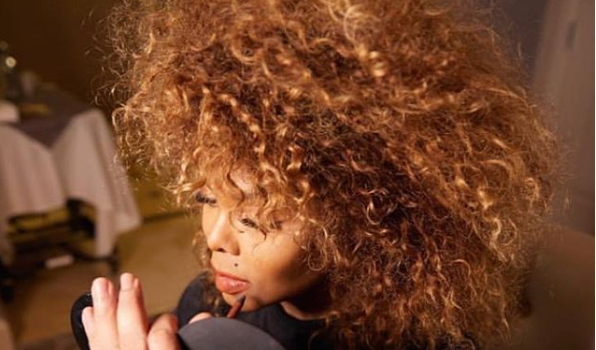 Janet Jackson Debuts New Hairstyle [PHOTO]