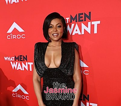 Taraji P. Henson – I Suffer From Depression, My Anxiety Is Kicking Up More Every Day