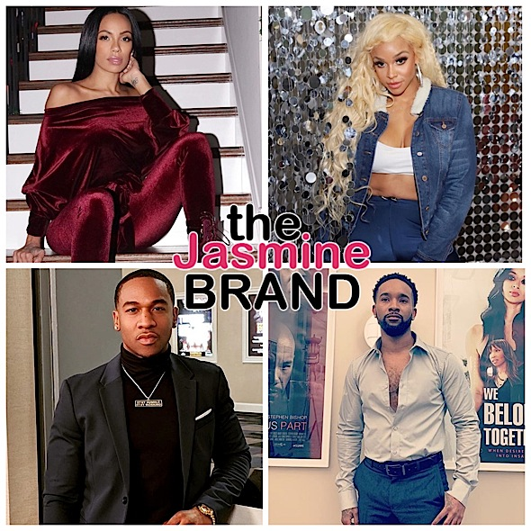 EXCLUSIVE: Masika Kalysha, Erica Mena, B2K's J-Boog, Comedian TravQue Cast In BET Movie 'Swag Inc'