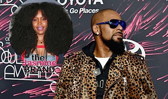 Erykah Badu Seemingly Defends R. Kelly At Concert, Later Clarifies Comments