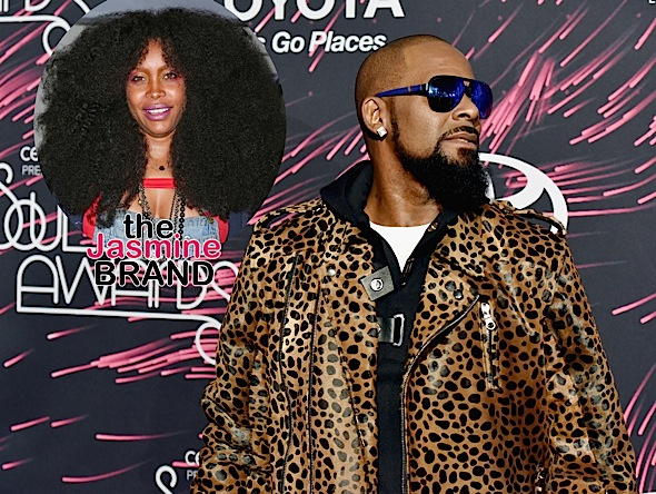 Erykah Badu Still Has Love For R. Kelly