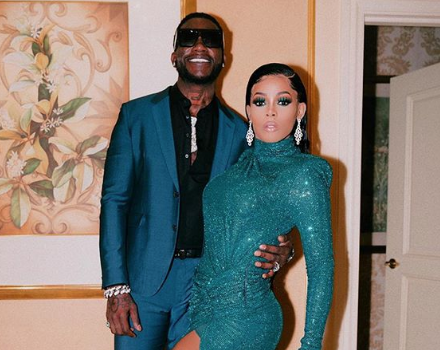 "Gucci Mane Calls His Wife Keyshia Kaoir His ""Secret Weapon"""