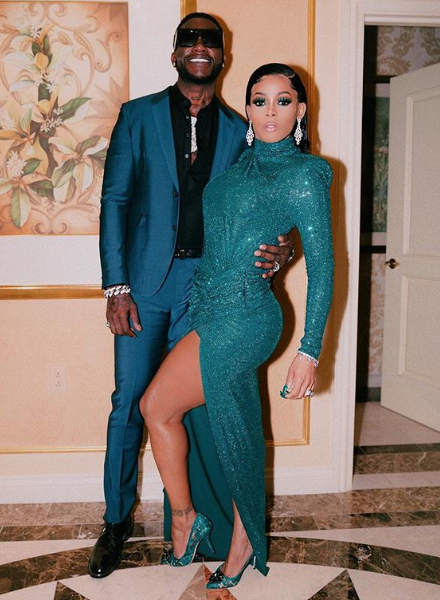 Keyshia Kaoir Celebrates 10 Years With Gucci Mane: It Wasn't Always A Smooth Ride, But I Would Do It All Over Again!