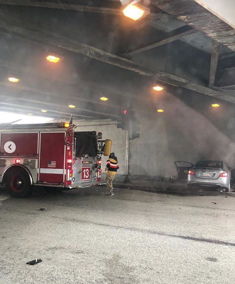 Chance The Rapper Saves A Man's Life, Rescuing Him From Burning Car [Photo]