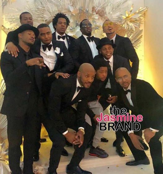 Beyonce & Jay Z Throw 20's Cotton Club Themed Party: Kelly Rowland, Nipsey Hussle, Nas, Usher Attend