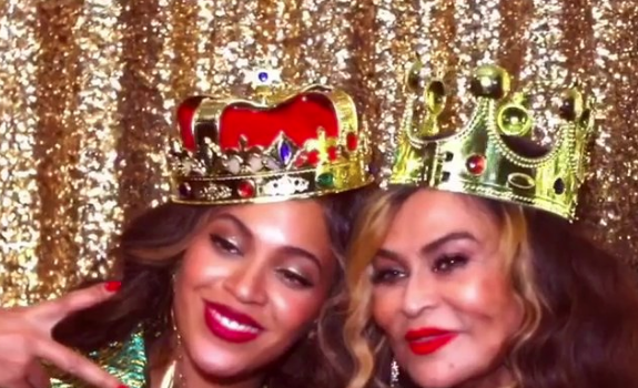 Beyonce Shows Up At Mom's Surprise Birthday Party: Jay Z, Debbie Allen, Tiffany Haddish, Kelly Rowland Attend [Photos]