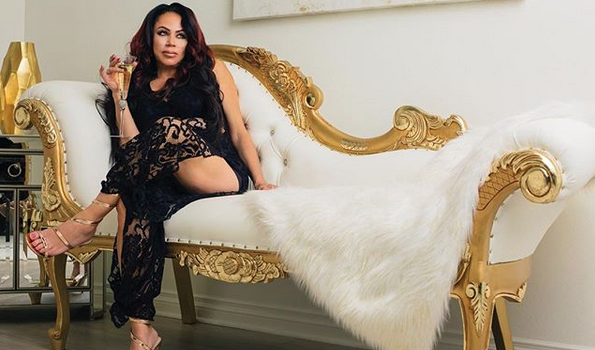 Chris Brown's Mom Is Serving Looks In New Shoot!