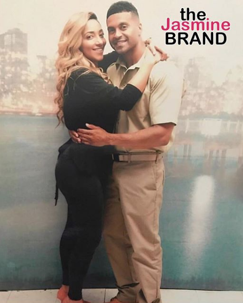Apollo Nida Gets Jail Visit From Fiancée [Photo]