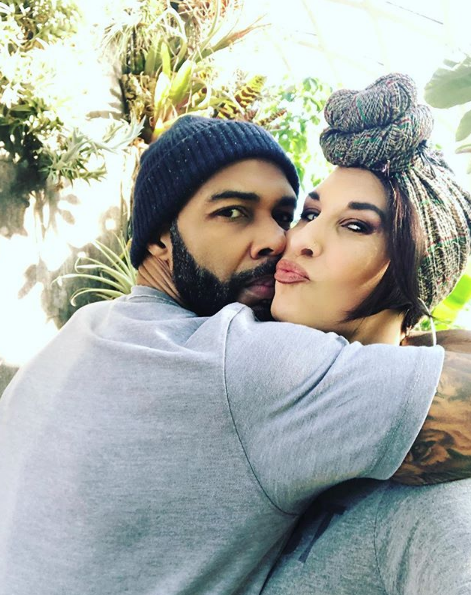 Omari Hardwick's Wife Pens Open Letter: I Often Get Graciously Thanked By Strangers For Sharing Him