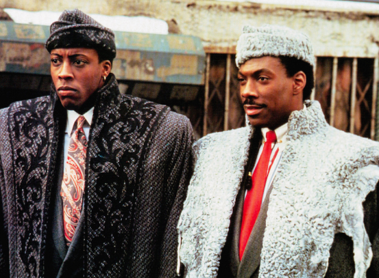 Eddie Murphy Will Star In 'Coming to America 2': Arsenio Hall, James Earl Jones, John Amos May Return