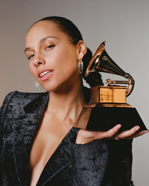 Alicia Keys Will Host Grammys