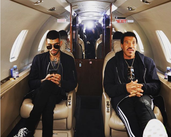 "Lionel Richie's Son Milo Richie Arrested After Yelling ""I've Got A Bomb"" On International Flight"