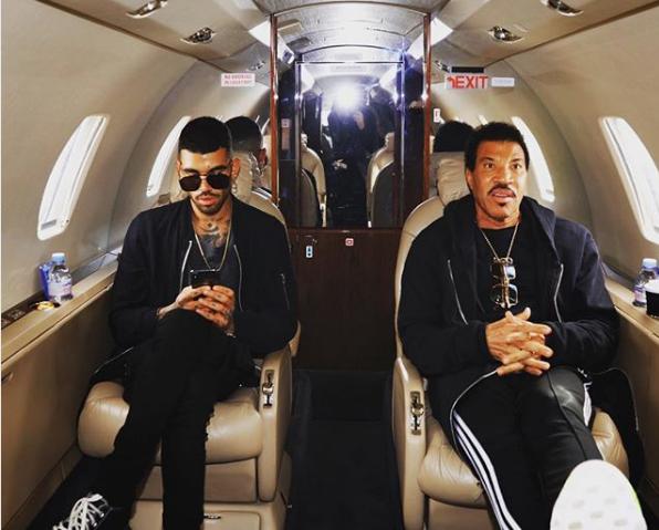 "Lionel Richie's Son Milo Richie Arrested After Yelling ""I've Got A Bomb"" On International Flight"