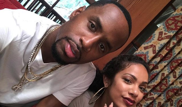 Erica Mena Shares The Prayer That She Used To Attract Safaree Samuels