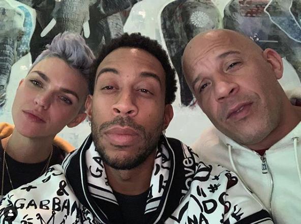 """Ludacris Announces """"Fast & Furious 9"""" Premiere Date"""