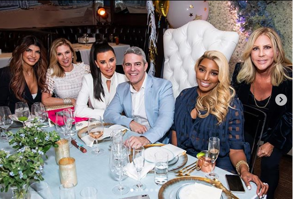 Andy Cohen's Baby Shower Was An Epic 'Housewife' Extravaganza [Photos]