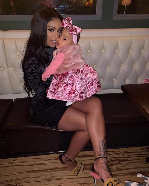 Alexis Skyy & Fetty Wap's Daughter Undergoes Surgery