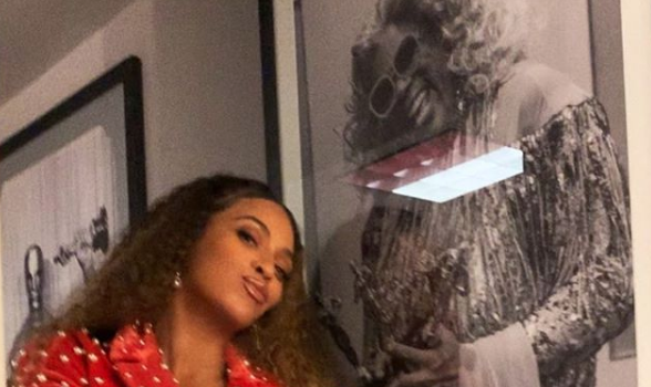 "Surprise! Beyoncé & Jay Z Spotted At Tyler Perry's ""Madea's Farewell Tour"""