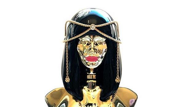 Nicki Minaj Launching New Fragrance