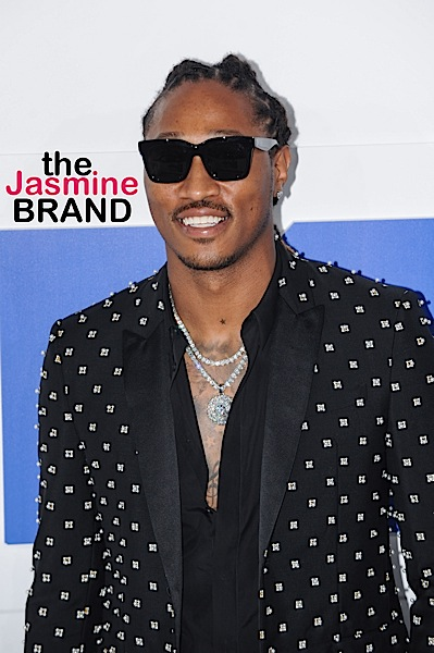 Rapper Future Donates Masks To Healthcare Workers