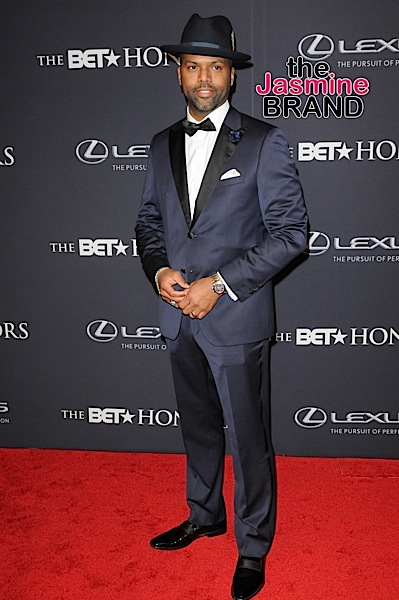 A.J. Calloway Suspended By 'Extra' Over Sexual Misconduct Investigation