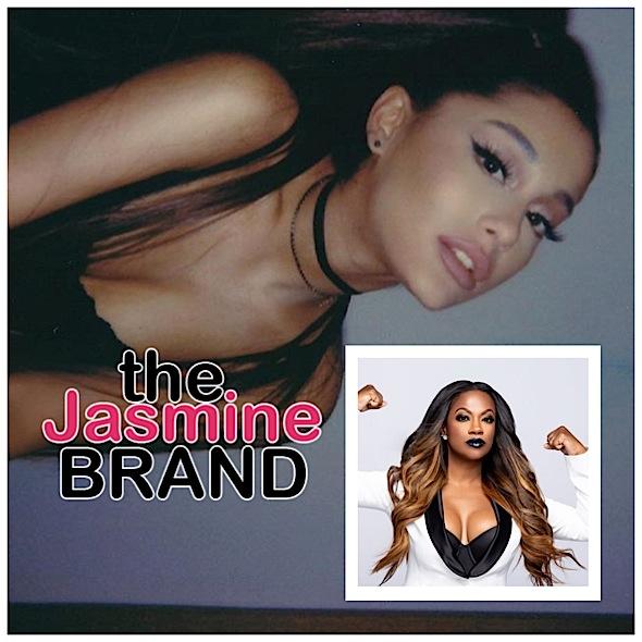 Kandi Burruss Wrote On Ariana Grande's Upcoming Album