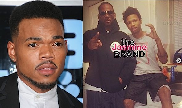 Chance The Rapper Linked To Alleged R. Kelly Victim, Drummer Is The Brother Of Rumored 14-Year-Old On Sex Tape