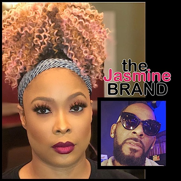 Da Brat Does Not Support R.Kelly, Apologizes To Parents Of Alleged Victims