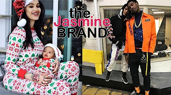 Teyana Taylor Reacts To Reports Husband Iman Shumpert Impregnated Woman