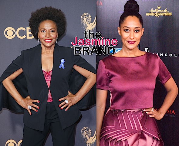 "Jenifer Lewis Posts Video w/ Tracee Ellis Ross Amidst Reports They're Fighting On ""Black-Ish"" Set"