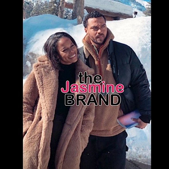"Jesse Williams Dating ""Hit The Floor"" Actress Taylour Paige? [Photos]"