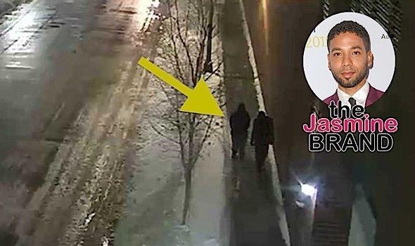 Jussie Smollett – Police Identify Person of Interest in Attack [Photos]