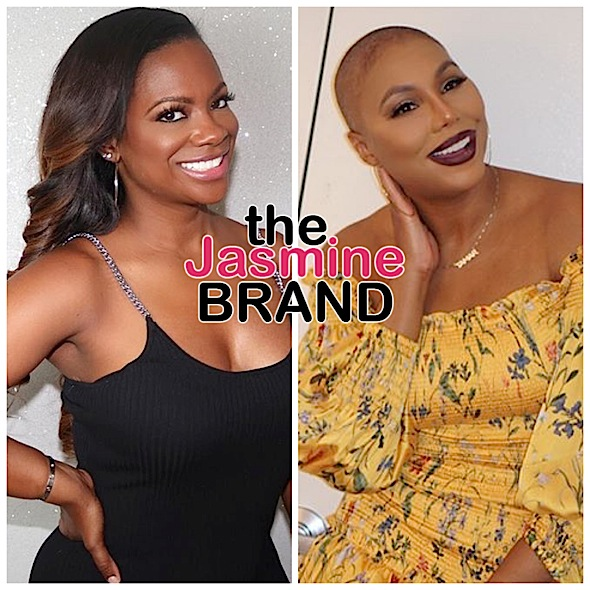 "Kandi Burruss, Tamar Braxton Join ""Celebrity Big Brother"""